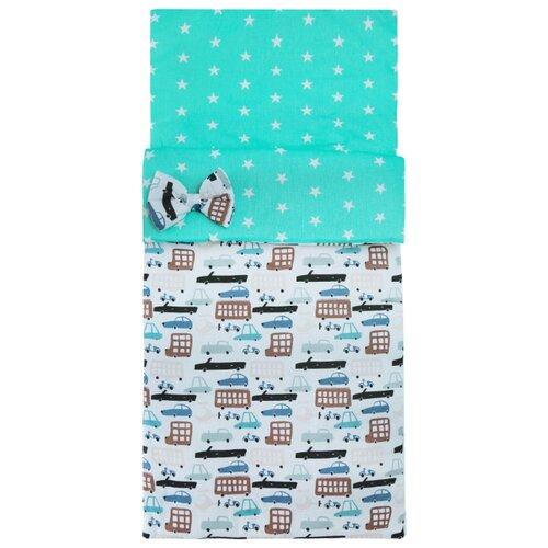 Купить Спальный мешок детский AmaroBaby Magic Sleep Трасса, Конверты и спальные мешки