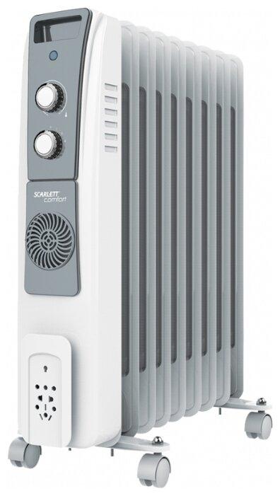Масляный радиатор Scarlett SC 51.2409 S5 фото 1