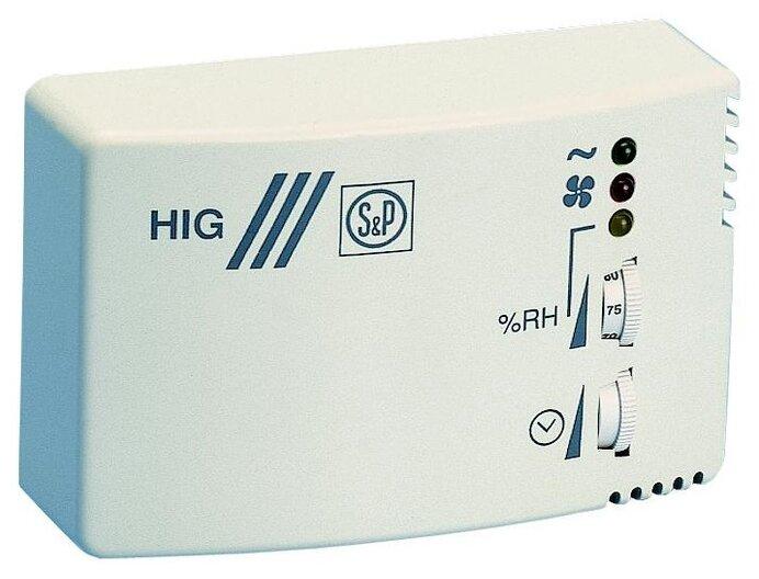 Канальный датчик относительной влажности Soler & Palau HIG-2