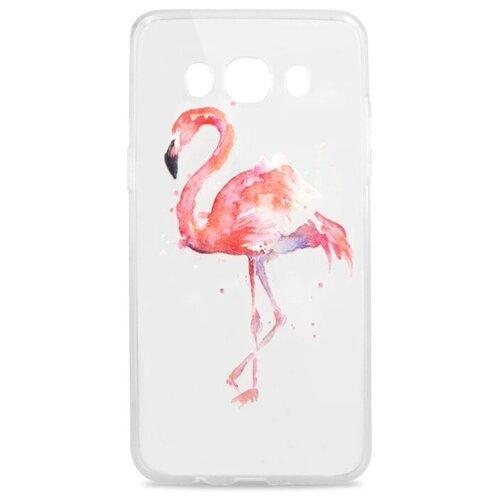 Купить Чехол Pastila Summer mood для Samsung Galaxy J5 (2016) фламинго