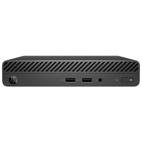 Настольный компьютер HP 260 G3 DM (4YV67EA) Intel Core i3-7130U/4 ГБ/128 ГБ SSD/Intel HD Graphics 620/DOS черный компьютер