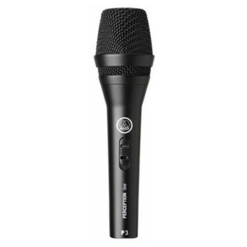 AKG P3S Вокальный/инструментальный динамический кардиоидный микрофон