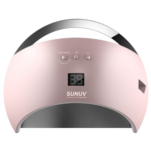 Купить Лампа LED-UV SUNUV 6 Smart 2.0, 48 Вт розовый