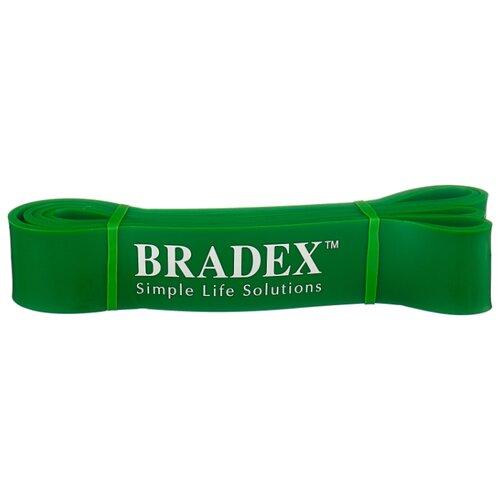 Эспандер лента BRADEX SF 0196 208 х 4.5 см зеленый
