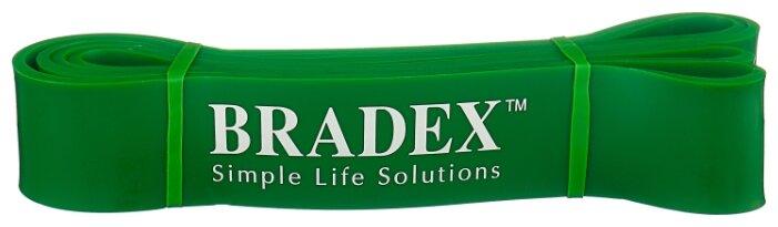 Эспандер-лента, ширина 4,5 см, нагрузка 17-54 кг, SF 0196 (Bradex)