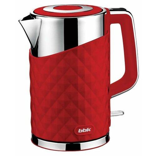 Чайник BBK EK1750P, красный