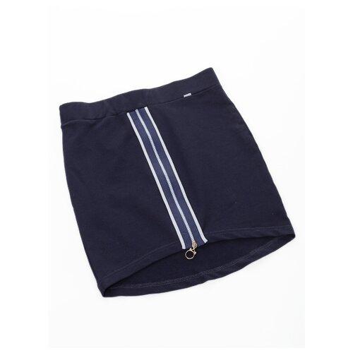 Купить Юбка Nota Bene размер 134, темно-синий, Юбки