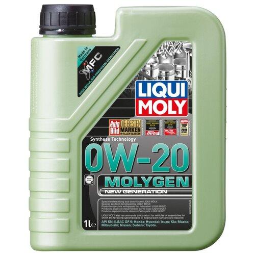 Моторное масло LIQUI MOLY Molygen New Generation 0W-20 1 л