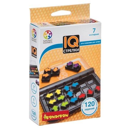 Купить Головоломка BONDIBON Smart Games IQ-Стрелки (ВВ4677), Головоломки