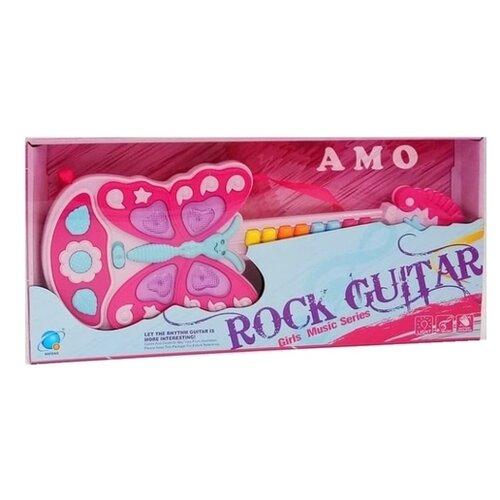 Купить Наша игрушка гитара 663E, Детские музыкальные инструменты