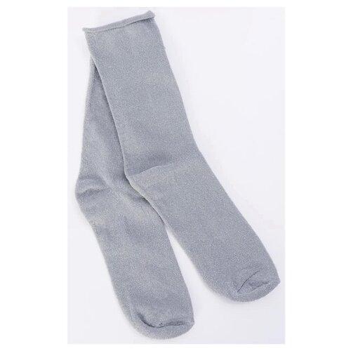 Носки ICHI 20104530, размер 37-39, серый