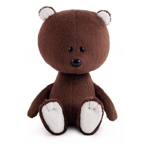 Фото - Мягкая игрушка Лесята Медведь Федот 15 см мягкая игрушка лесята ёжик игоша в свитере 15 см