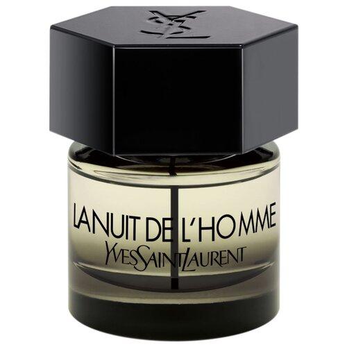 Туалетная вода Yves Saint Laurent La Nuit de L'Homme, 40 мл yves saint laurent majestic rose