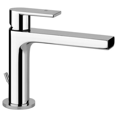 Смеситель для раковины (умывальника) Gessi Via Manzoni 38601-031 однорычажный хром смеситель для ванны gessi transparenze 34213 031