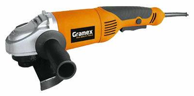 УШМ Gramex HAG-150-1600C, 1600 Вт, 150 мм