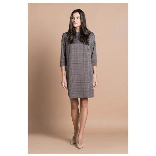 Фото - Платье Laete размер XL(50) коричневый платье oodji collection цвет карамель 24001104 5b 47420 4b00n размер xl 50