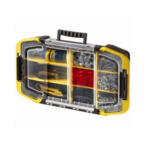 Органайзер STANLEY 1-71-983 50.7x29x9 см черный/желтый органайзер stanley 1 92 761 34x26x5 7 см черный