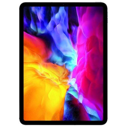 Планшет Apple iPad Pro 11 (2020) 128Gb Wi-Fi + Cellular space gray планшет apple ipad pro 11 0 wi fi cellular 1000gb space grey mu1v2ru a
