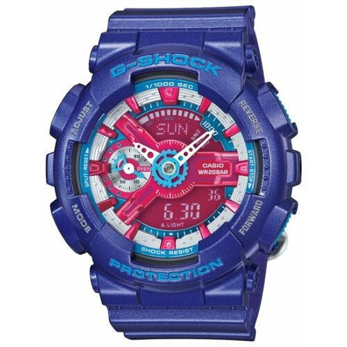 Наручные часы CASIO GMA-S110HC-2A наручные часы casio gma s140nc 5a1