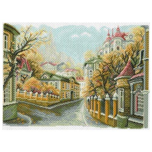 Московские улочки. Замоскворечье Рисунок на канве 37/49 37х49 (28х40) Матренин Посад 1759
