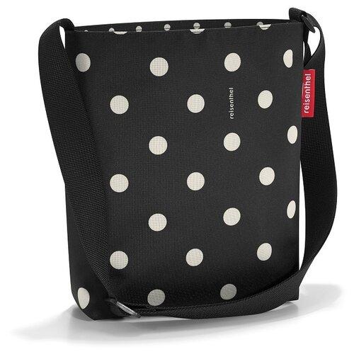 сумка планшет victorinox текстиль синий Сумка планшет reisenthel, текстиль, черный