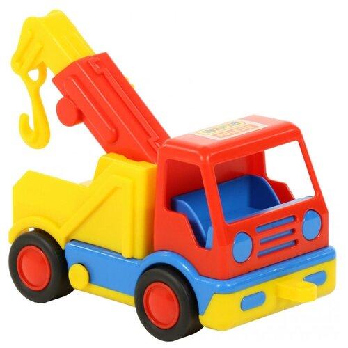 Купить Эвакуатор Wader Базик (37633) 20.5 см, Машинки и техника