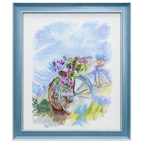 Фото - Ажур Набор для вышивания Цветущий в облаках (0022) ажур набор для вышивания крестиком цветущий кактус 26 х 17 см 0010