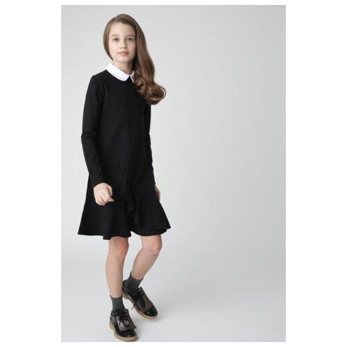 Платье Gulliver размер 170, черный