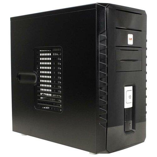 Корпус InWin ENR030BL 6120740 mATX без БП Black корпус inwin mg134bl без бп 6120647 black