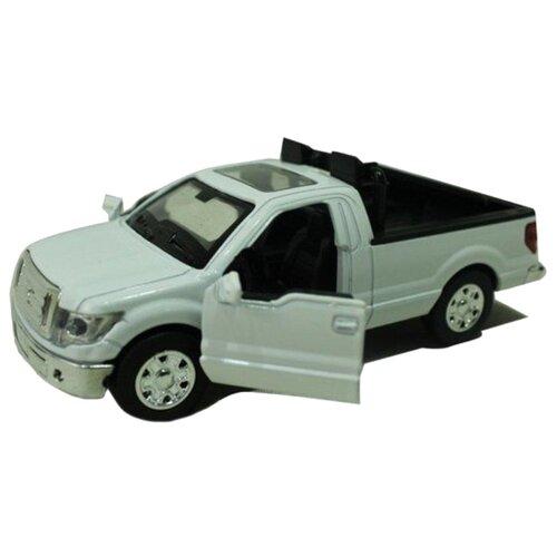 Купить Легковой автомобиль Yako M6419 1:34 белый, Машинки и техника