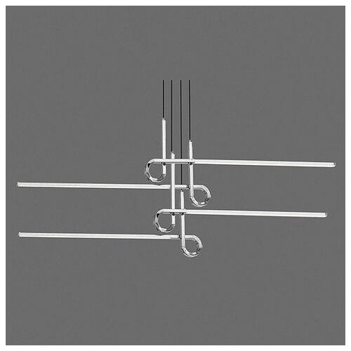 Потолочный светильник Mantra Cinto 6121, 42 Вт, цвет арматуры: хром недорого