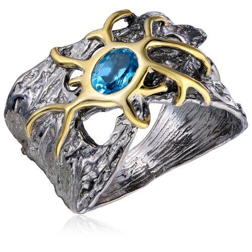 Бронницкий Ювелир Кольцо из серебра SZ561R007, размер 17 бронницкий ювелир кольцо из серебра s85610001 размер 17 5