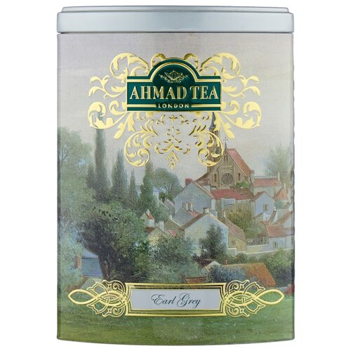 цена на Чай черный Ahmad tea Fine Tea Collection Earl grey , 100 г
