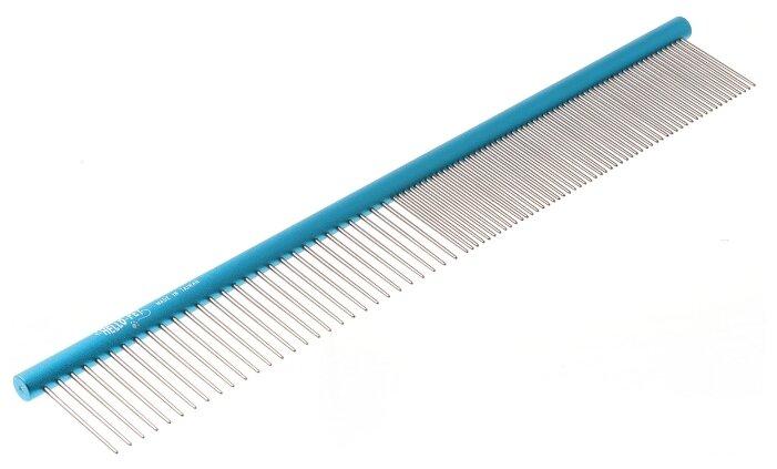 Щетка-гребень Hello PET 1126850 голубой