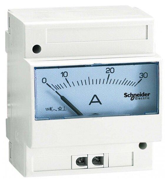Шкалы измерения для установки Schneider Electric 16038