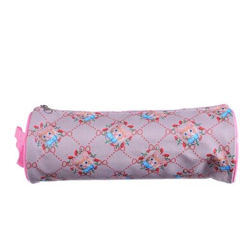 Купить Clipstudio Пенал Гламур кэтс (238-086) розовая, Пеналы