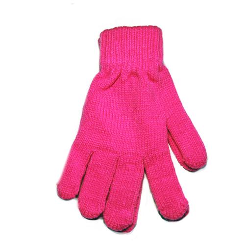Купить Перчатки RAK R-051 размер 18, розовый, Перчатки и варежки