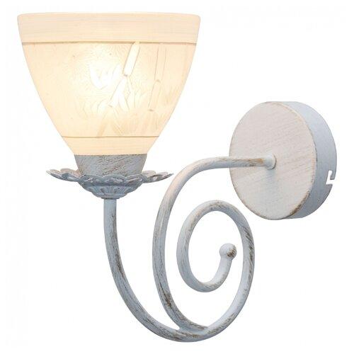 Настенный светильник Toplight Barbara TL1134-1W, 60 Вт настенный светильник toplight tl9072y 03wh