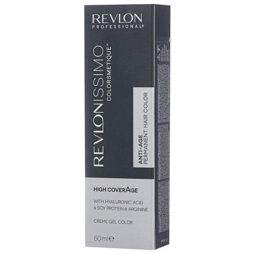 Купить Revlon Professional Revlonissimo Colorsmetique стойкая краска для волос High Coverage, 7-41 натуральный ореховый блондин, 60 мл