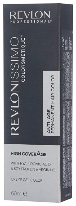 Revlon Professional Revlonissimo High Coverage стойкая краска для волос, 60 мл