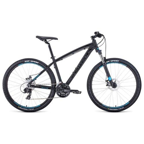 цена на Горный (MTB) велосипед FORWARD Next 27.5 2.0 Disc (2020) черный 15