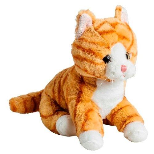 Фото - Мягкая игрушка Molli Кот рыжий 20 см мягкие игрушки molli кот серый 20 см