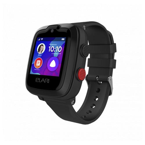 Купить Часы ELARI KidPhone 4G черный