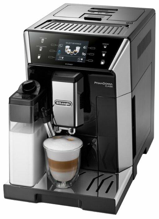 Кофемашина De'Longhi Primadonna Class ECAM 550.55 купить по цене 73989 на Яндекс.Маркете
