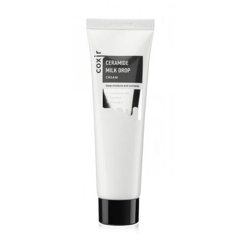 Coxir Ceramide Milk Drop Cream Крем для лица восстанавливающий с церамидами, 50 мл