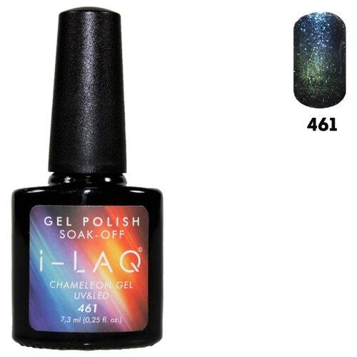 Гель-лак для ногтей I-LAQ Хамелеон, 7.3 мл, оттенок 461 i laq гель лак 005