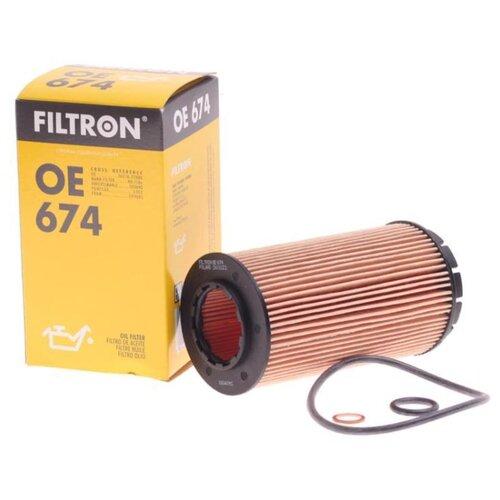 Масляный фильтр FILTRON OE 674