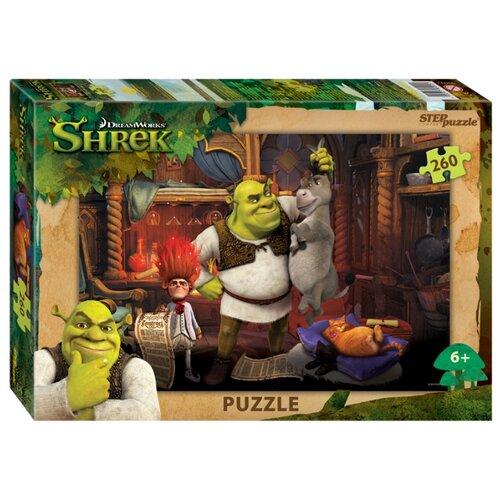 Купить Пазл Step puzzle Шрек (95092), 260 дет., Пазлы