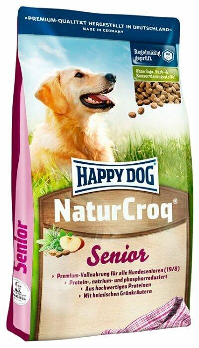 Корм для пожилых собак Happy Dog NaturCroq 4 кг