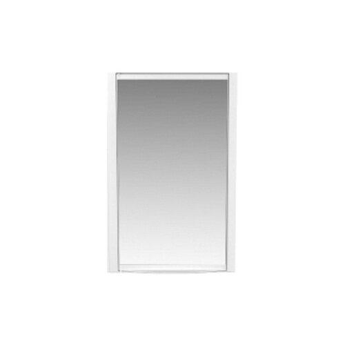 Зеркало BEROSSI Hilton 35х55 см снежно-белый в раме